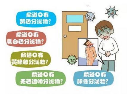 尿道口刺痛?
